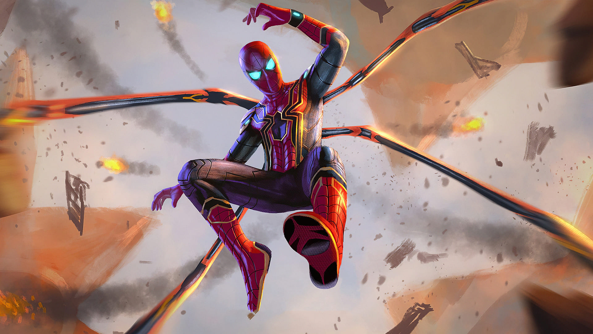 95 Áˆ Spider Man Wallpapers Top 4k Spiderman Wallpaper Download Hd