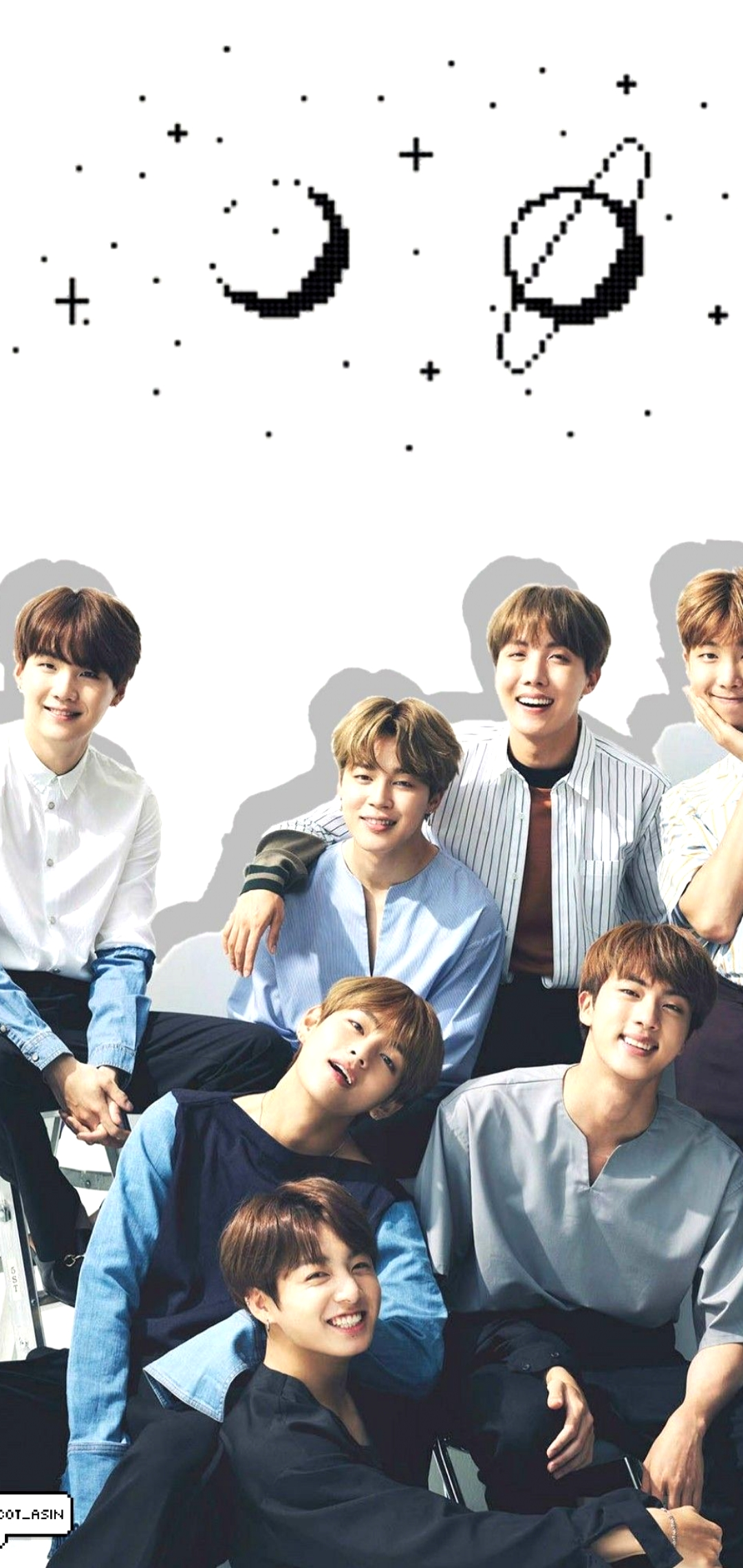 120 ᐈ Bts Wallpapers Download Hd Wallpaper Of Bts All Memebers