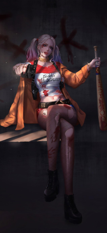 65 Áˆ Harley Quinn Wallpapers Top Harley Quinn Birds Of Prey Backgrounds