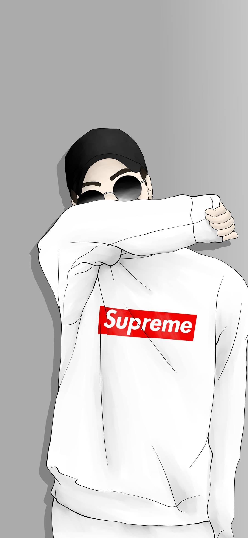 Coole Hintergründe Für Jungs Supreme
