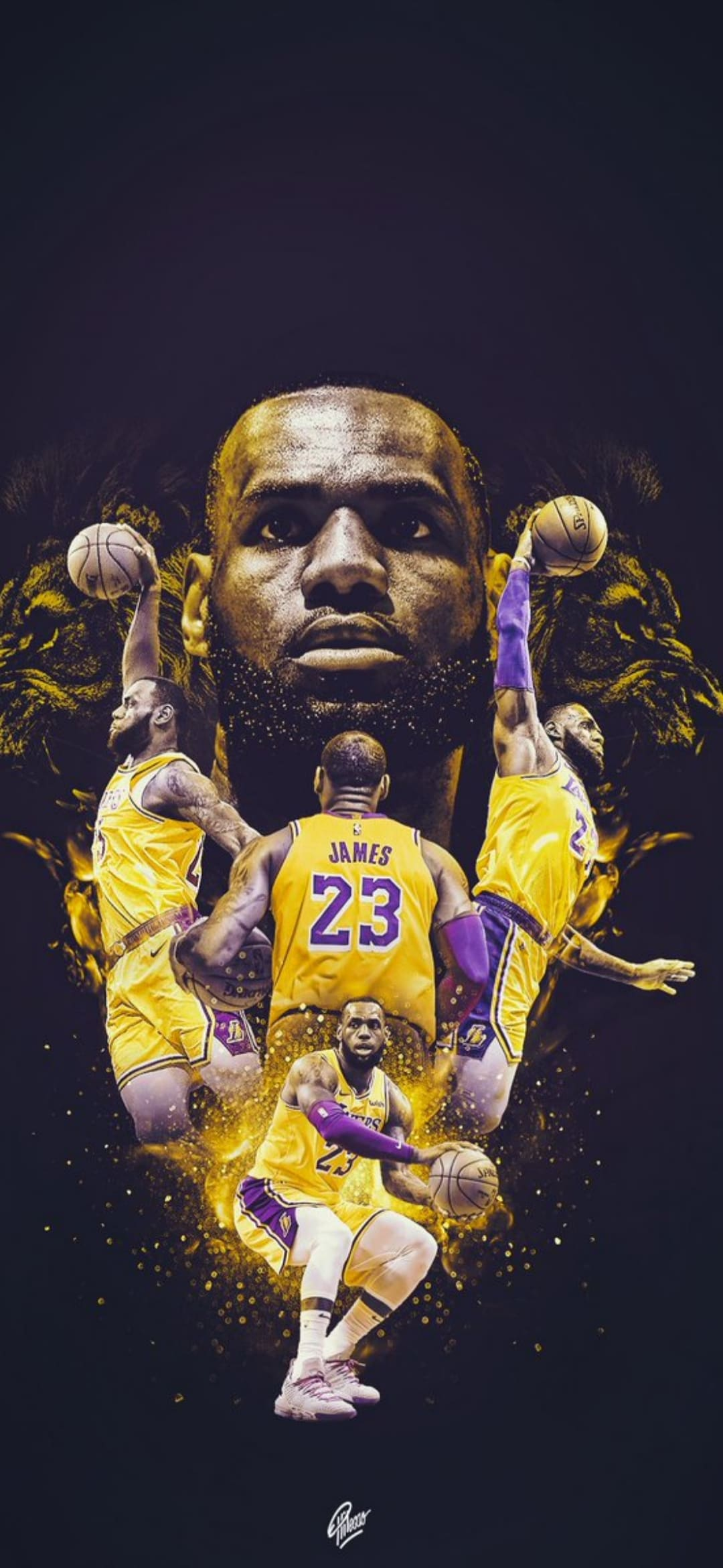 55 ᐈ LeBron James Wallpapers: Download