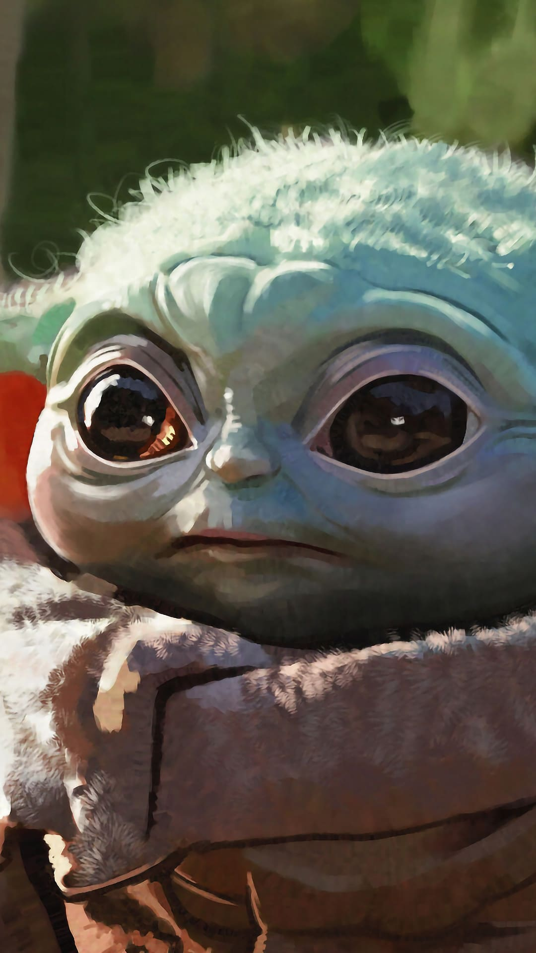Top 65 Baby Yoda Wallpapers - Getty Wallpapers