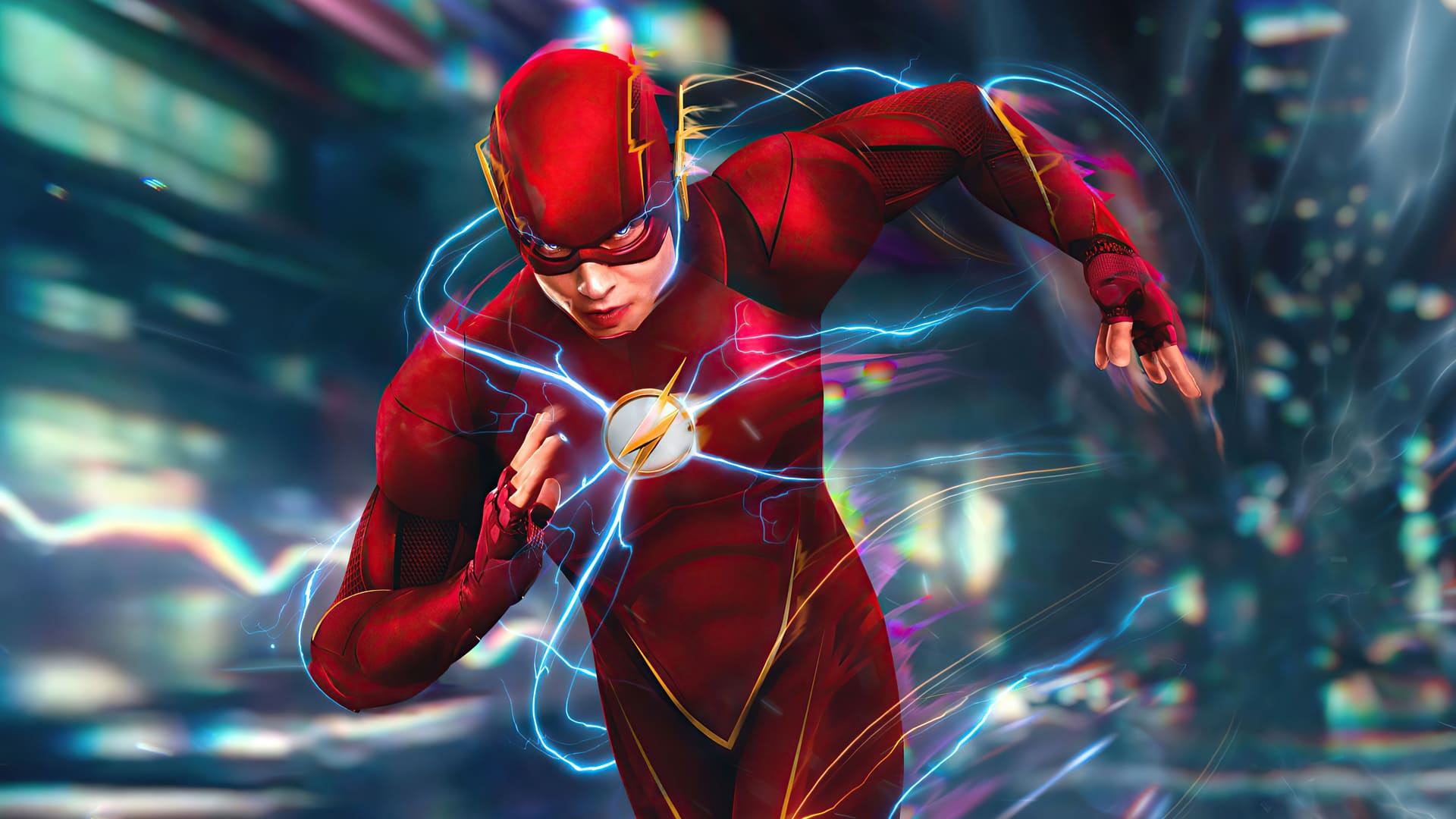 Top 75 The Flash Wallpapers ( 4k + HD )