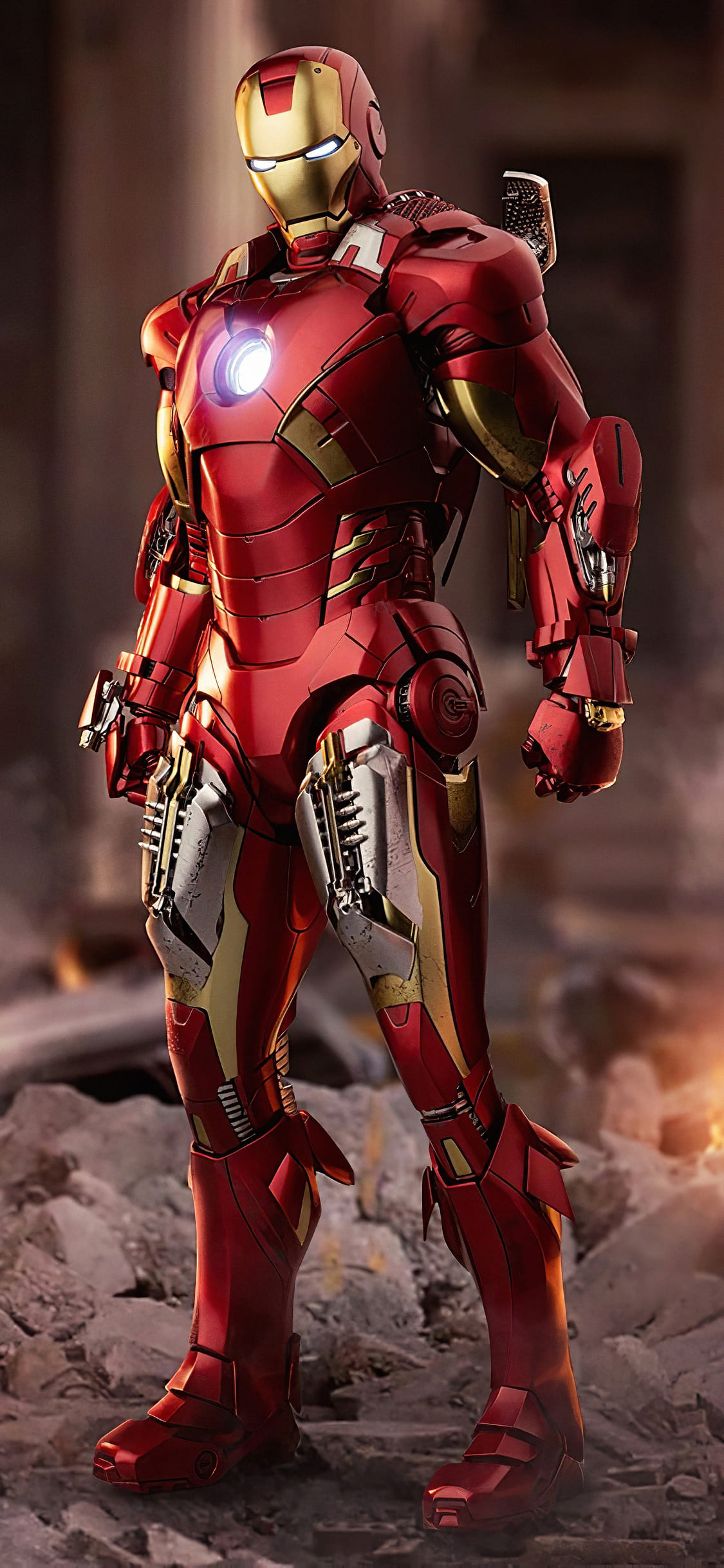 Top 85 Best Iron Man Wallpapers 4k Hd