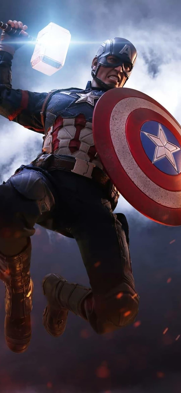 Captain America Wallpapers Top 65 Best Captain America Backgrounds Download