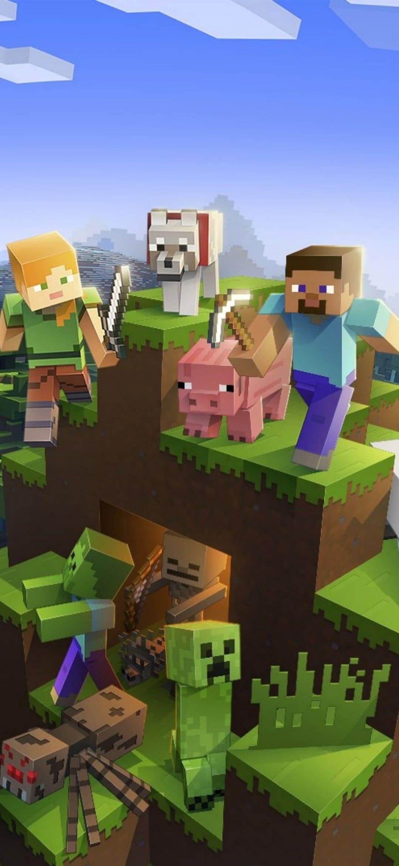 65 ᐈ Minecraft Wallpapers Top 4k Minecraft Wallpaper Download Hd