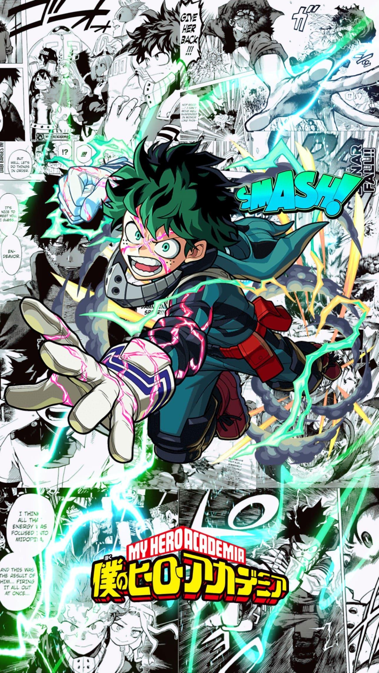 My Hero Academia Wallpapers - Top 65 Best My Hero Academia ...