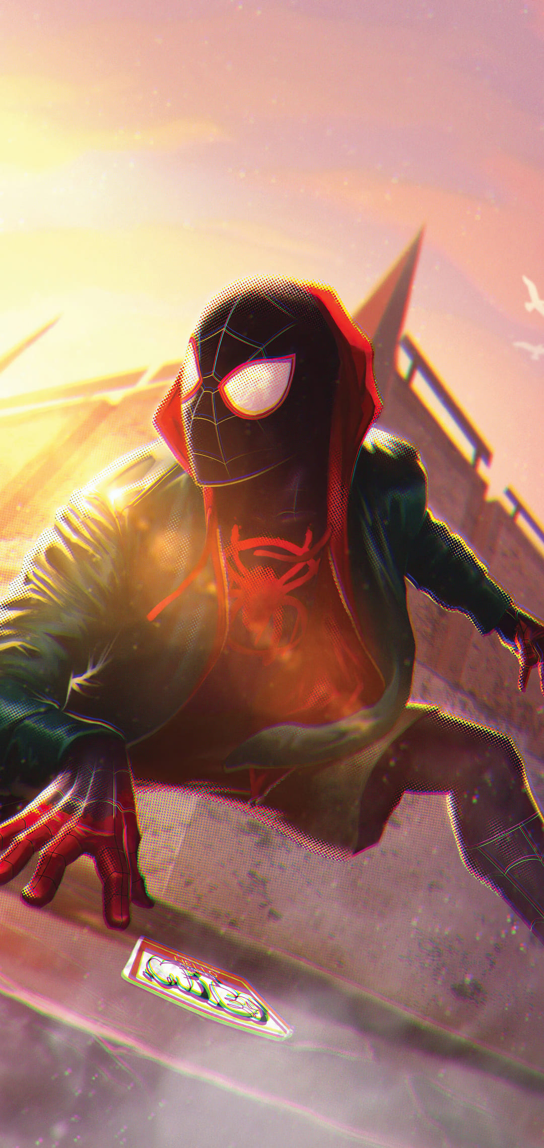 Top 45 Spider Man Miles Morales Wallpapers Free Hd Miles Morales Backgrounds