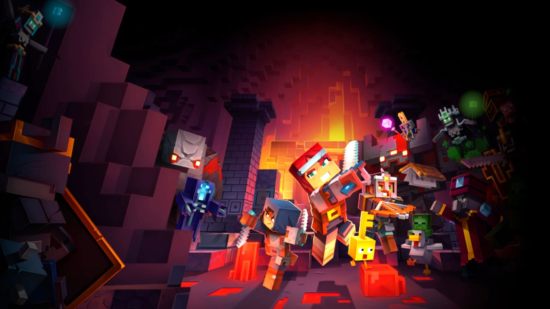 Minecraft Dungeons Wallpapers - Getty ...