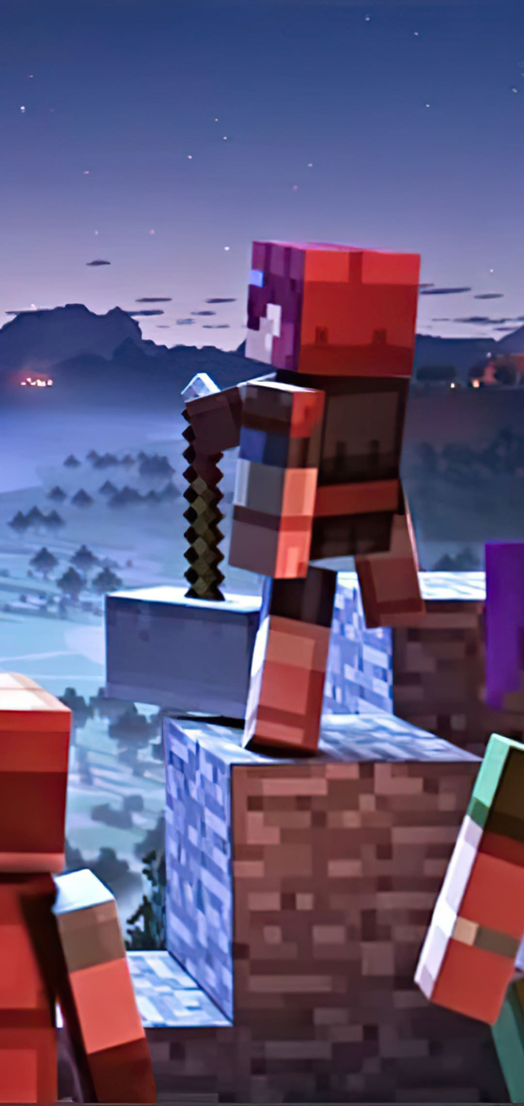 Minecraft Dungeons Wallpapers - Getty Wallpapers
