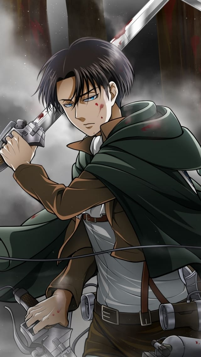 Levi Ackerman Wallpapers Getty Wallpapers View and download this 1000x1933 levi ackerman image with 52 favorites, or levi ackerman 3d maneuver gear attack on titan shingeki no kyojin anime anime wallpaper background image, download here. getty wallpapers