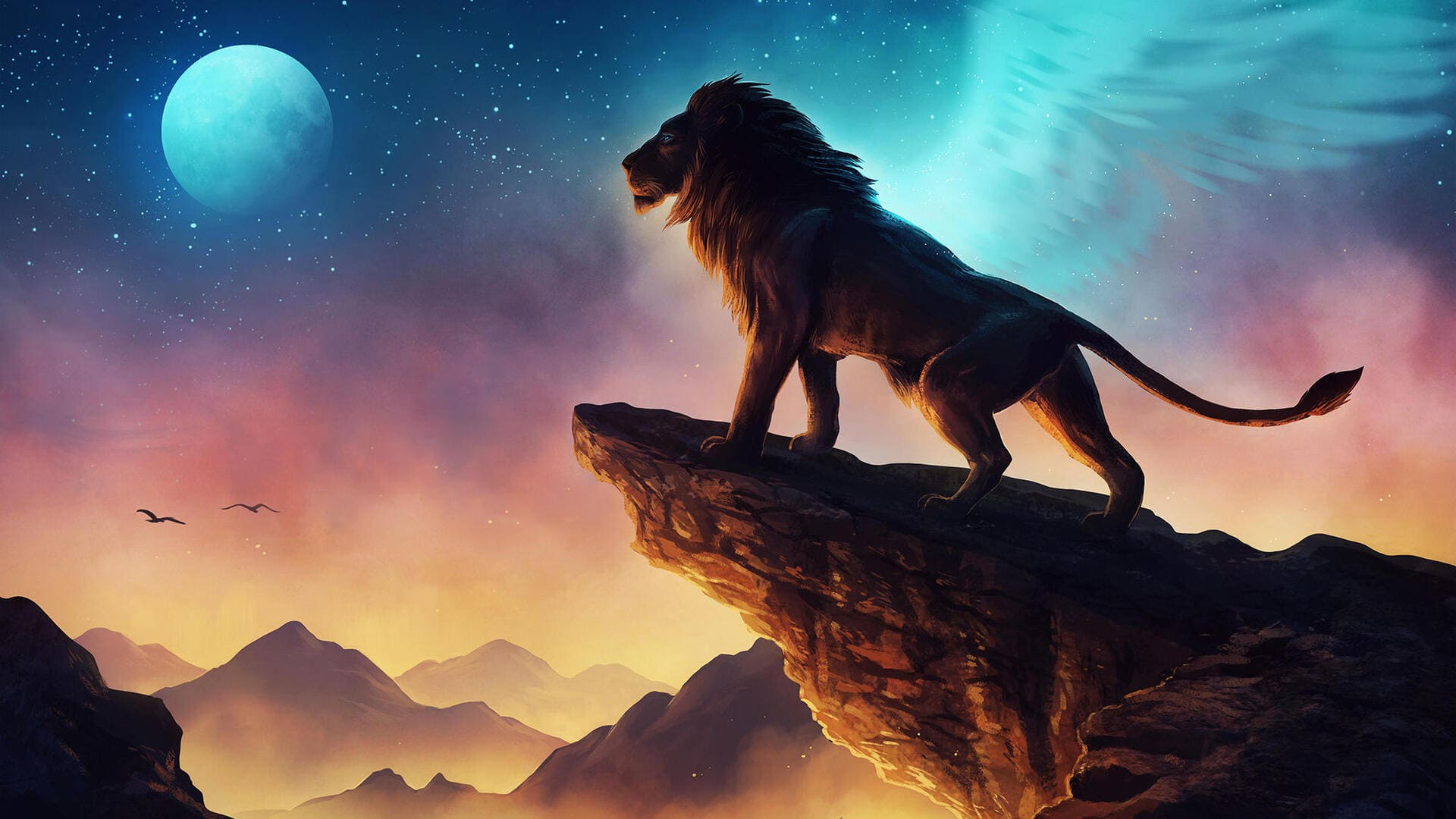 Hd Wallpapers For Pc Lion
