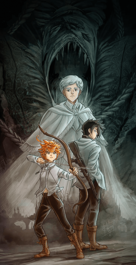 Top 35 The Promised Neverland Wallpapers [ 4k HD ]