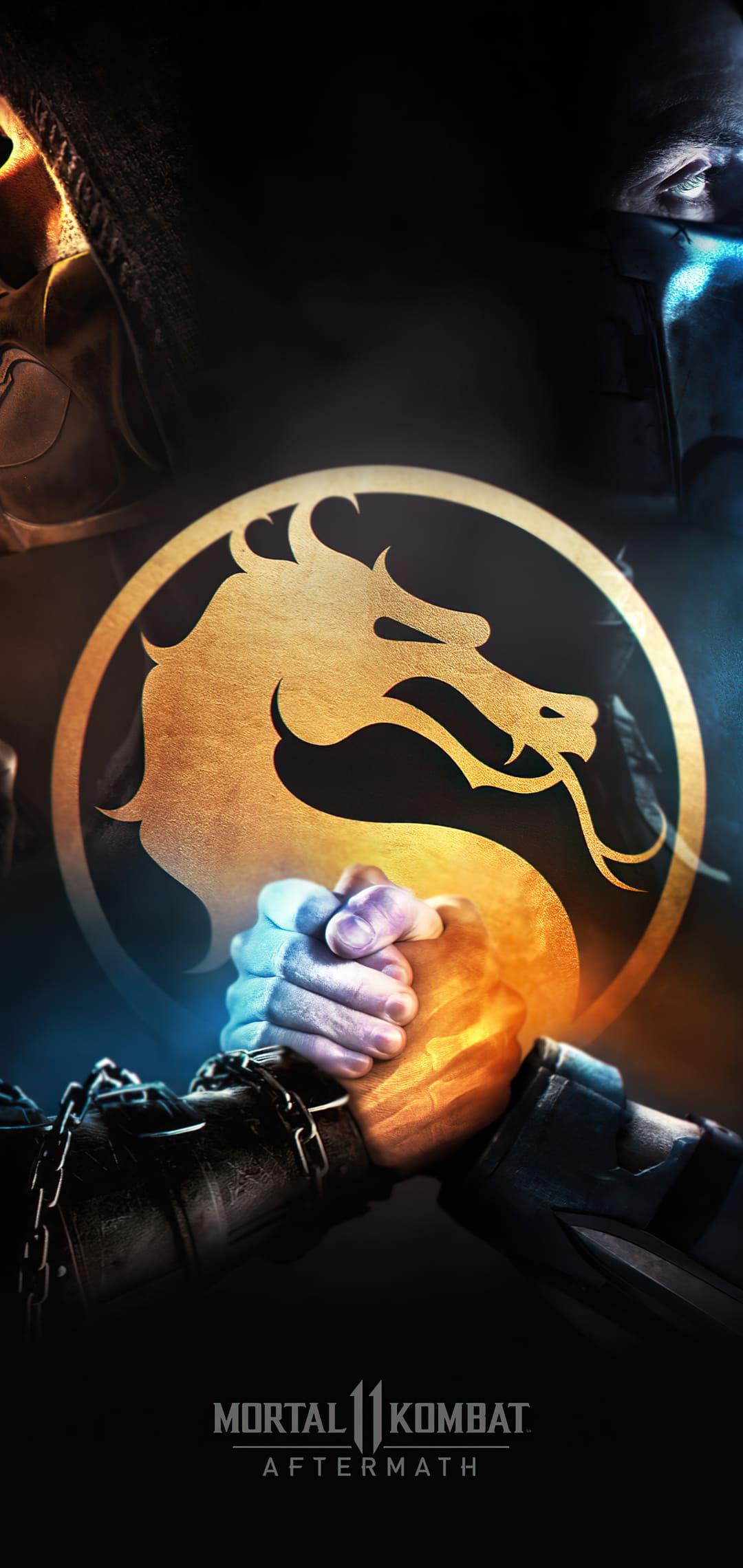 Cool Mortal Kombat Backgrounds